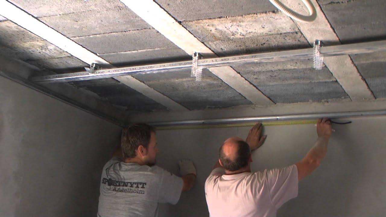 Sufity Podwieszane Z Plyt Gipsowych Budowa Domu Jednorodzinnego Pl