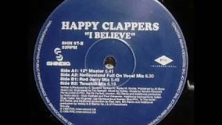 "Happy Clappers - I Believe (12 "" Master)"