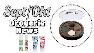 Zwischenspiel: September/ Oktober  Drogerie Neuheiten DrogerieNews kokovonkosmo
