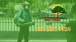 Mosquito Control in South Florida by Miami's  One Two Tree
