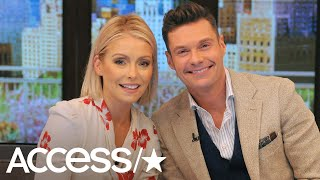 Kelly Ripa Gets 'Really Sick' Making Her Skip 'Live with Kelly and Ryan' In Rare Absence