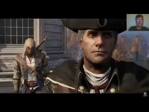 Assassin's Creed 3 Remastered Comparison Trailer Reaction