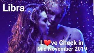Libra ❤ Mid November 2019 Warning! Stubbornness will destroy this relationship.