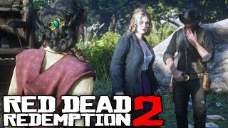 Red Dead Redemption 2 #4 - Asking For Favors