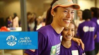 Sarah Pang on WTA Finals Singapore & SEA Games 2015