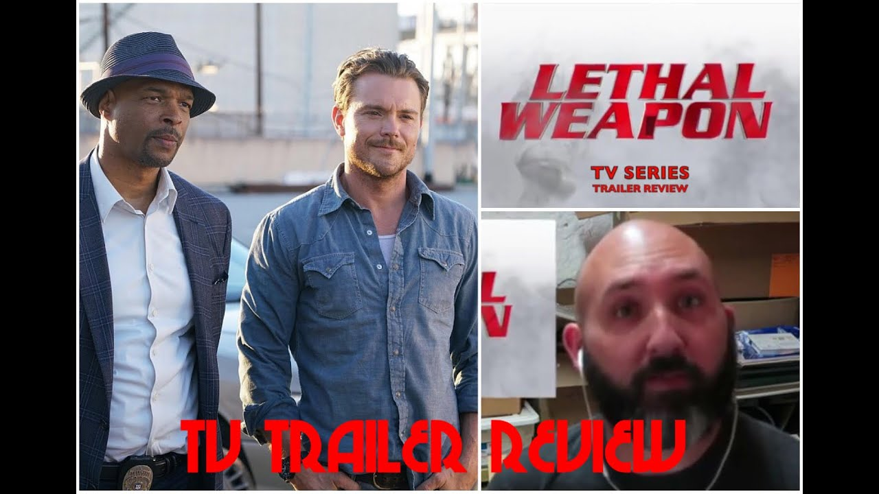 Lethal Weapon TV Trailer | Reaction & Review - YouTube