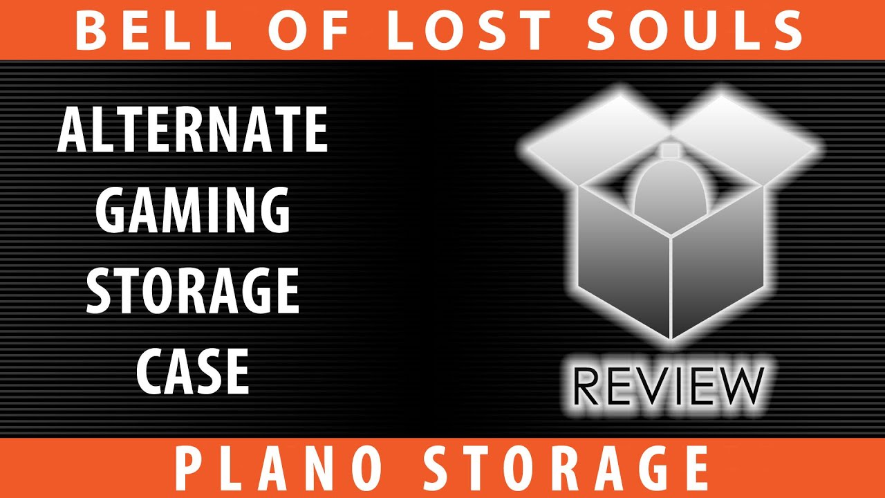 Bols Overview Alternative Gaming Storage Case Plano Solutions