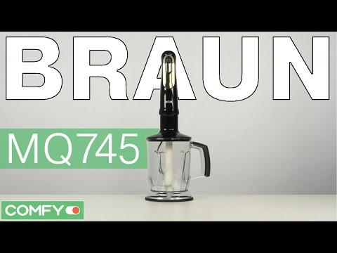 Блендер Braun MQ 3137 Sauce +