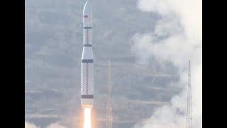 China Launches 3 Remote Sensing Satellites