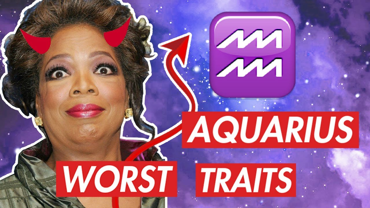 The DARK Side of Aquarius Zodiac - Astrology Negative Personality Traits