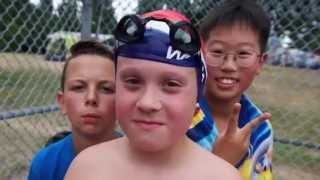 WRASA Swimming White Rock BC - Celebrate the Season - vid.1