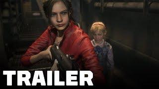 Resident Evil 2 - Story Trailer