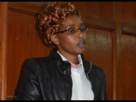 Wanjiru's widow says husband had an illicit love affair