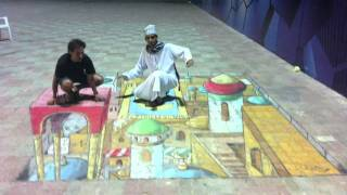 3d draws of Toni Ortiz in Oman