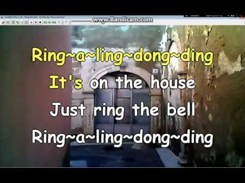 Ring the bell - Dj Otzi (by Tituccio) Karaoke whit words Ascoli Satriano