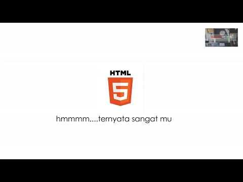 MENGUASAI HTML -  HTML Itu Mudah #1