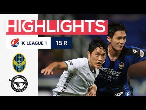 Incheon Seongnam Goals And Highlights