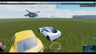 Escapando de la bomba de car crushers (REMASTERIZADO) | Me dio mucho lag XD | Xbox PC | Roblox