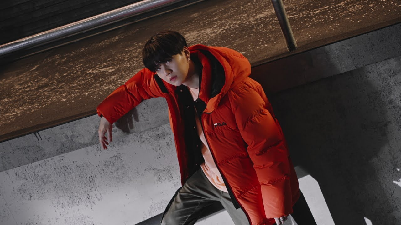 BTS(방탄소년단) 'FILA ON THE STREET' - SUGA ver.