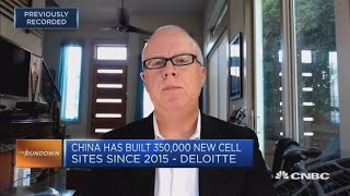 China is on a 'very, very fast trajectory' for 5G deployment: Analyst | The Rundown