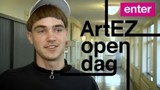 #ArtEZopendag | Enter ArtEZ University of the Arts - Zwolle
