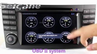 Video 2002-2008 Mercedes E-Class W211 radio removal Upgrade for aftermarket GPS car bluetooth cd radio download MP3, 3GP, MP4, WEBM, AVI, FLV November 2017
