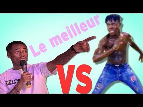 Ordinateur VS La Beauté (Danseur De DJ Arafat)- Le Meilleur