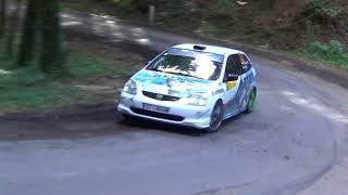 2. Perger Mühlstein Rallye 2018 ATTWENGER Martin-LETZ Angelika