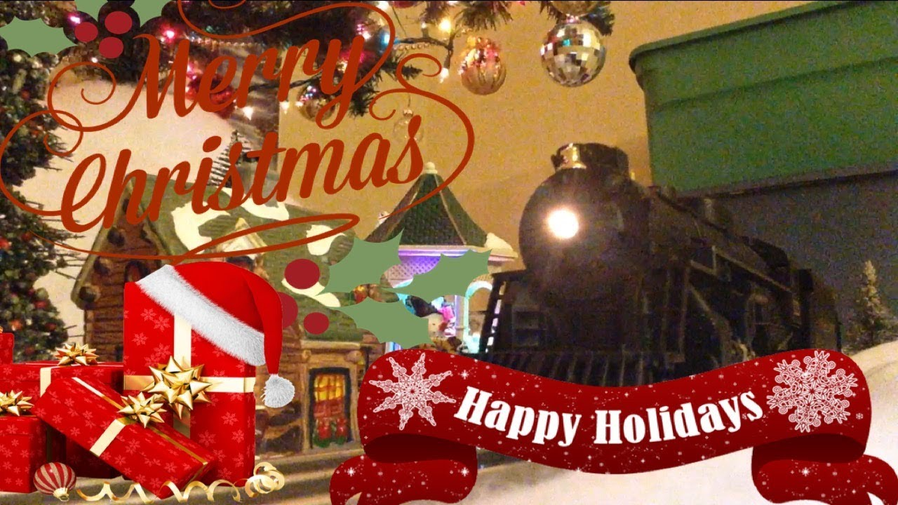 The polar express train set under the christmas tree 2017 for Under the christmas tree 2017