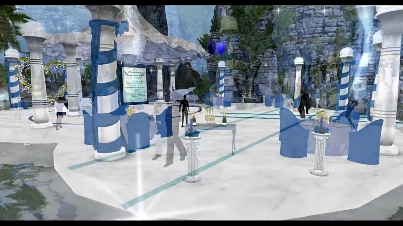 Second Life Update - Virtual World 3d