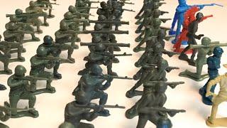 "Army Men: Plastic Platoon Episode 4 ""Revenge of The Tan"""