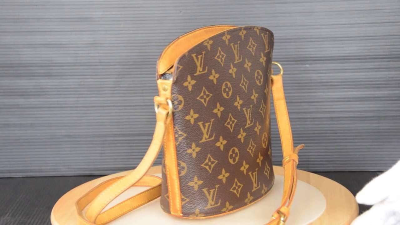 d3bef66c1b4b ilovekawaii C03288 - Louis Vuitton Monogram Drouot Shoulder Bag M51290