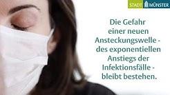 Abstand Hygiene Maske - Wenn jeder seine Mitmenschen schützt, schützen alle auch sich selbst
