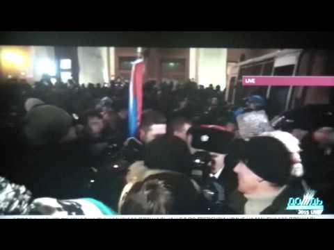 Москва: протесты против приговора братьям Навальным