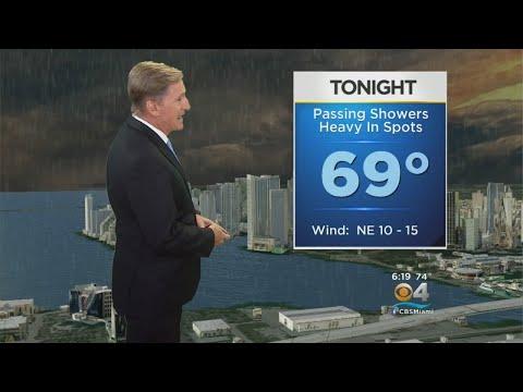 CBSMiami.com Weather 11/20/17 7 PM