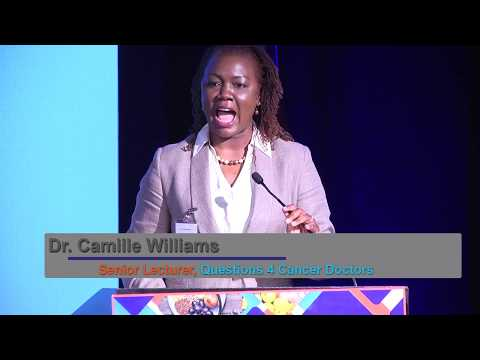 Cayman Islands Healthcare Conference 2017 - Dr Camille Williams