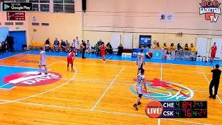 Черно Море Тича vs ЦСКА - Финален Турнир - Юноши , Полуфинал 1