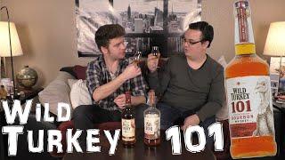 Wild Turkey 101 Bouŗbon - Whiskey Verkostung