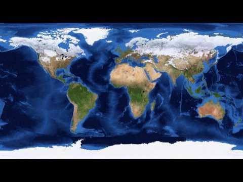 Глобальное изменение климата (рассказывает профессор Раймонс Каспаринскис)