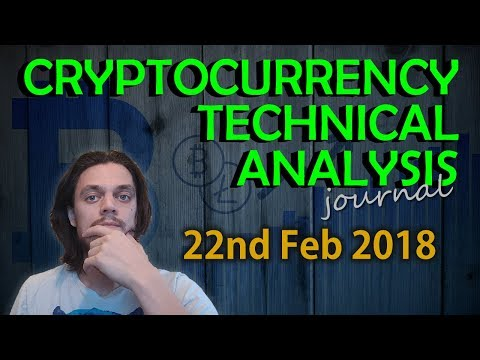 The Great Altcoin Slump... | Crypto Trading Journal - 22nd Feb 2018.