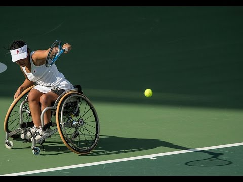 Wheelchair Tennis | Chile v Japan | Women´s Singles Second Round | Rio 2016 Paralympic Games