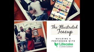 Building our own Lifecake Photobook #AD