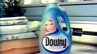 Downy 'April Fresh' Commercial (1977) thumbnail