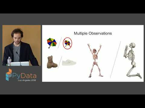 Zack Witten: Extracting Structured Data From Legal Documents | PyData LA 2018