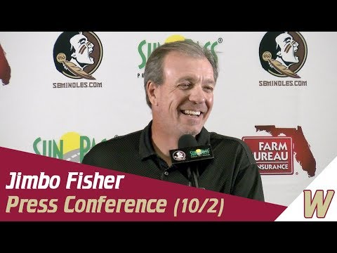 Warchant TV: Jimbo Fisher press conference (Miami Week)
