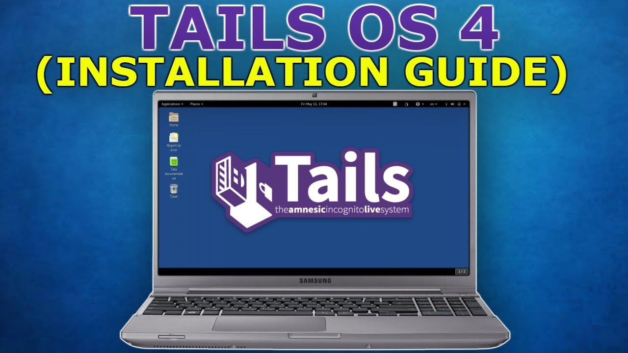 Tails OS 4 Installation Guide 2019