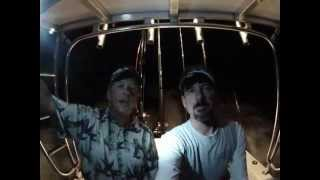Fishing Trip Turns into Severe Storm Survival 25 Miles out in the Gulf of Mexico