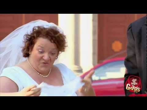 Groom Cheating on Bride Prank