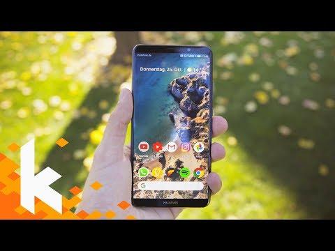 Ein Galaxy Killer? Huawei Mate 10 Pro Review!