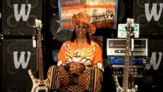 Bootsy Lecture: James Brown vs. Parliament